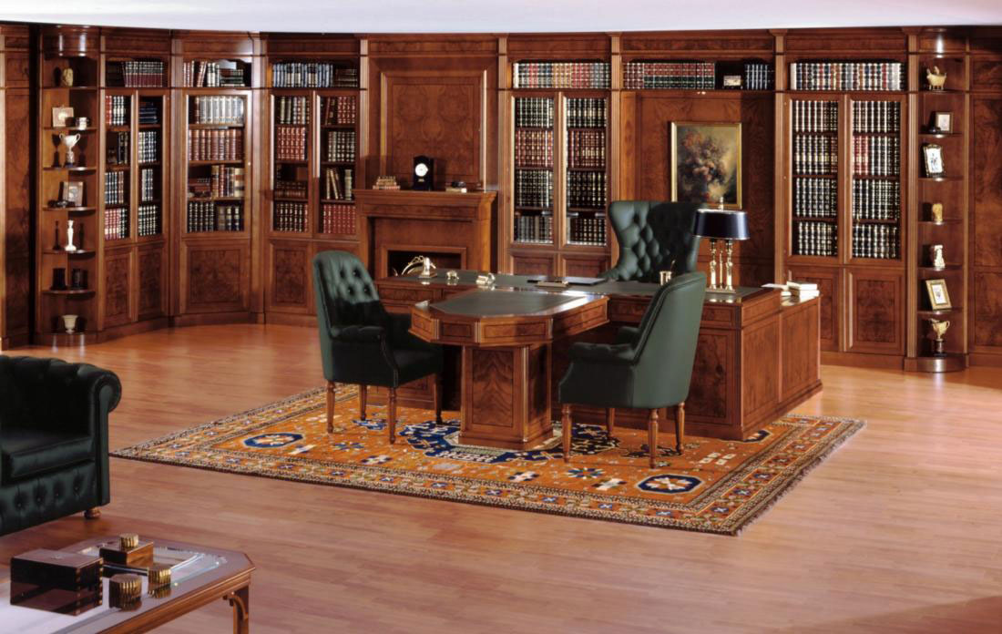 Art moble look office for Despachos lujosos